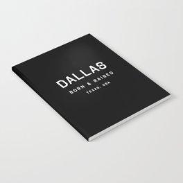 Dallas - TX, USA Notebook