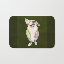 Welsh Corgi Bath Mat