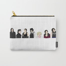Lana Parrilla/ Regina Mills / The Queen / Roni Carry-All Pouch