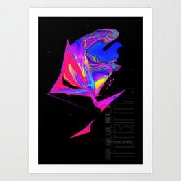 andromeda paradox_ Art Print