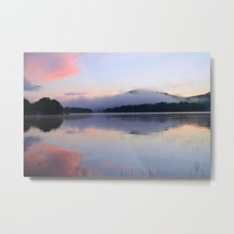 Tranquil Morning in the Adirondacks Metal Print