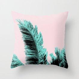 palms 1 Throw Pillow