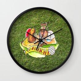 Caddyshack Wall Clock