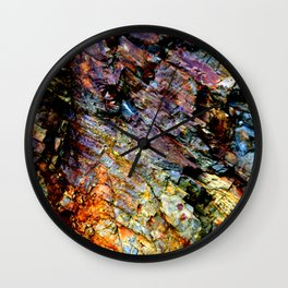 Spectrum Rock Wall Clock