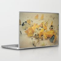 magic the gathering Laptop & iPad Skins featuring Gathering by diannetanner