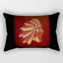 Indian Knight 141WP Rectangular Pillow