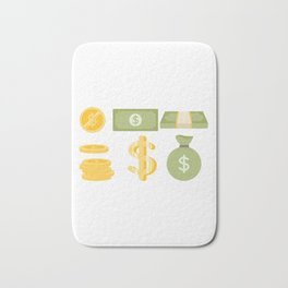 Business Goals Bath Mat