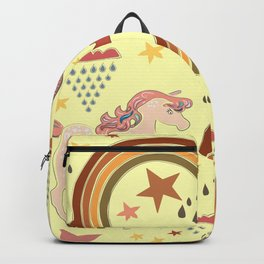 terracotta Backpack