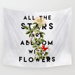 All the Stars Wall Tapestry