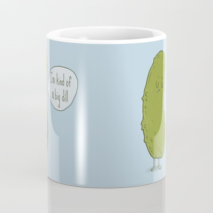 Big Dill Coffee Mug