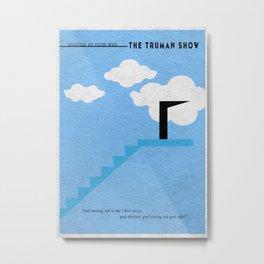 The Truman Show Metal Print