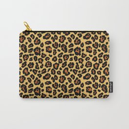 Cheetah Animal Print Carry-All Pouch