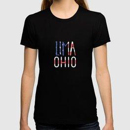 Lima Ohio T-shirt