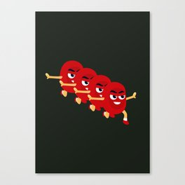 red bean Canvas Print