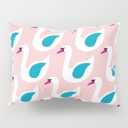 The Swan Song II Pillow Sham