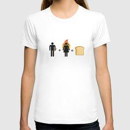 toast babies T-shirt