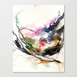 Day 58: Beauty and variety could not exist without peculiarity. Canvas Print