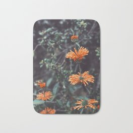 Bankers Hill Flowers Bath Mat