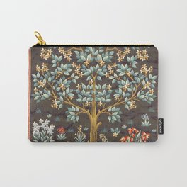 """William Morris """"Tree of life"""" 1. Carry-All Pouch"""