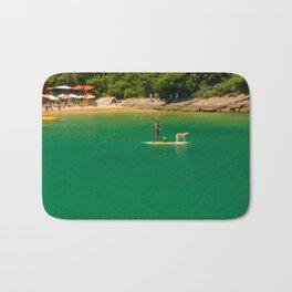 Beach in Buzios, Rio de Janeiro (Brasil) Bath Mat