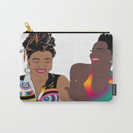 Bestfriends Carry-All Pouch