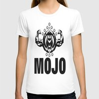 fitness T-shirts featuring MOJO FITNESS  by Robleedesigns