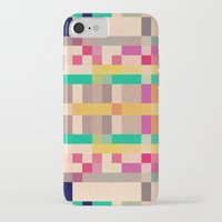 quilt iPhone & iPod Cases featuring quilt by spinL