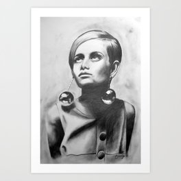 Androgyny Art Print