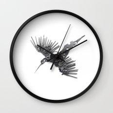 Rad's Birds Wall Clock