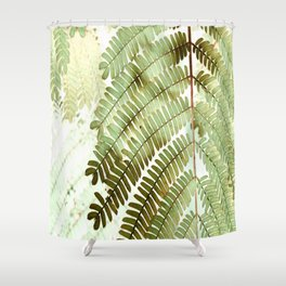 Foliage 2 Shower Curtain