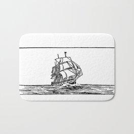 Battleship Bath Mat