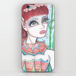 Mermaid Jilian iPhone Skin