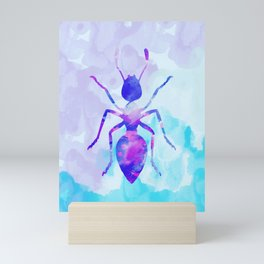 Abstract Ant Mini Art Print