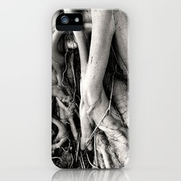 Root Of The Root iPhone Case