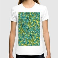 ikat T-shirts featuring Ikat Floral by Selkiesong