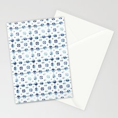 Portuguese azulejos Stationery Cards