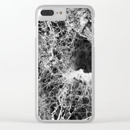 Find the ant Clear iPhone Case