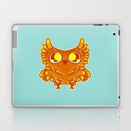 Poot the Hoot Laptop & iPad Skin