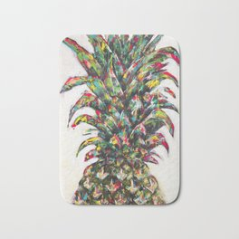Pineapple no.3 Bath Mat