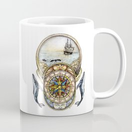 Whale of a Tale Coffee Mug
