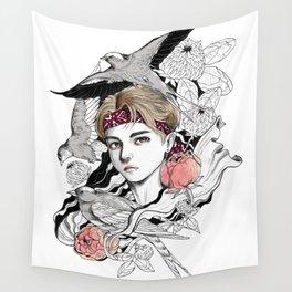 BTS V Wall Tapestry