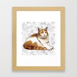 Tigger Framed Art Print