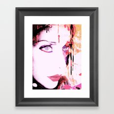 Pinki Framed Art Print