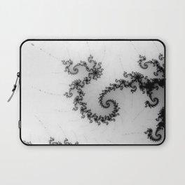 detail on mandelbrot set - pseudopod Laptop Sleeve