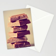 Chocolate Lover Stationery Cards