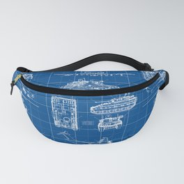 Classified Fanny Pack