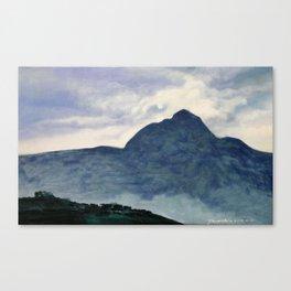 Tai Hang Mountain Canvas Print