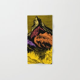 The Acid Peak of Tempests Hand & Bath Towel