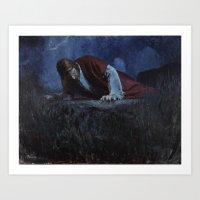 Greater Love Art Print