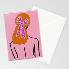 Bow Gurl Stationery Cards